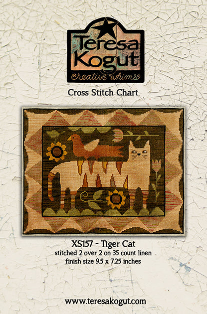 Teresa Kogut ~ Tiger Cat