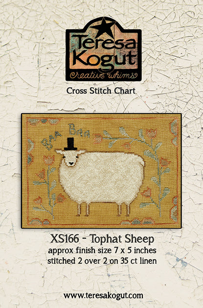 Teresa Kogut ~ Tophat Sheep