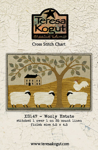 Teresa Kogut ~ Wooly Estate