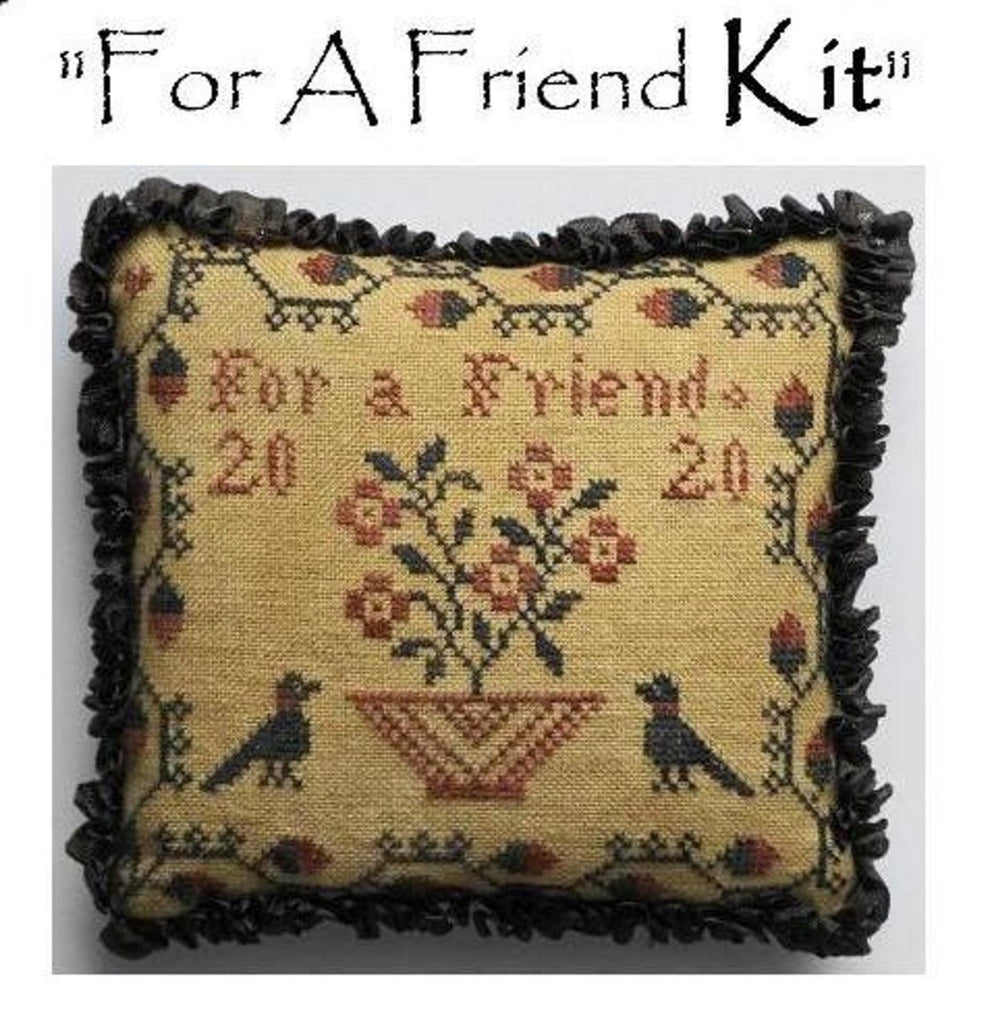 La D Da ~ For A Friend Kit  **Limited # Available