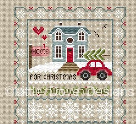 Little Dove Designs ~ Home For Christmas