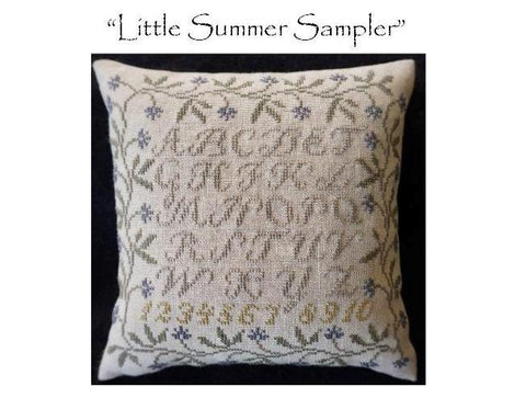 La D Da ~ Little Summer Sampler