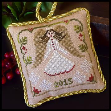 Little House ~ The Sampler Tree ~ Christmas Angel