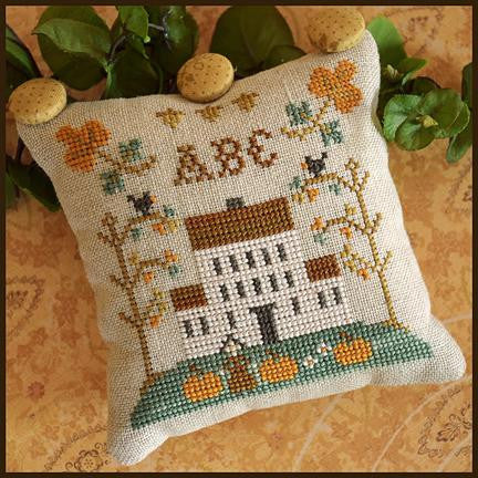 Little House Needleworks ~ ABC Samplers #1 ABC