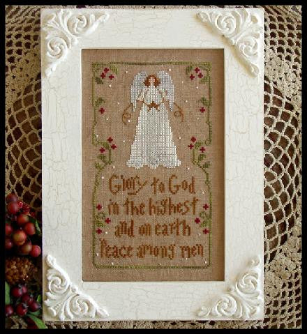 Little House Needleworks ~ The Angels Sang