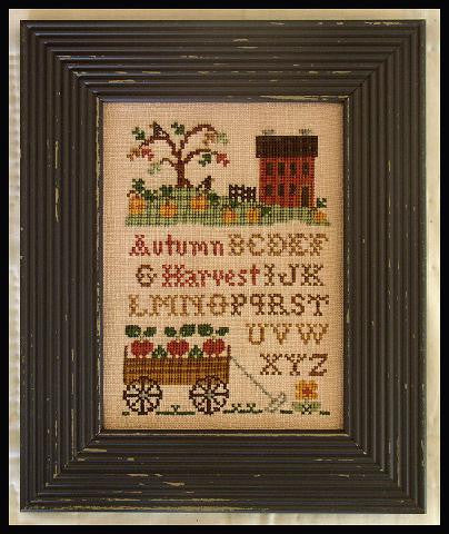 Little House Needleworks ~ Autumn Harvest