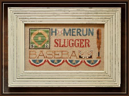 Little House Needleworks ~ Batter Up