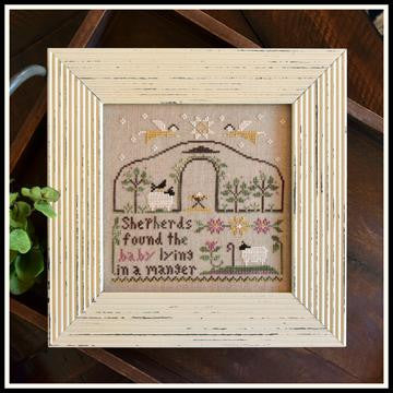 Little House Needleworks ~ Born In A Manger