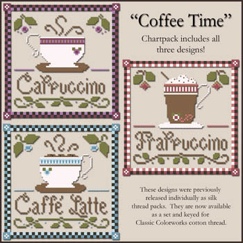 Little House Needleworks ~ Coffee Time