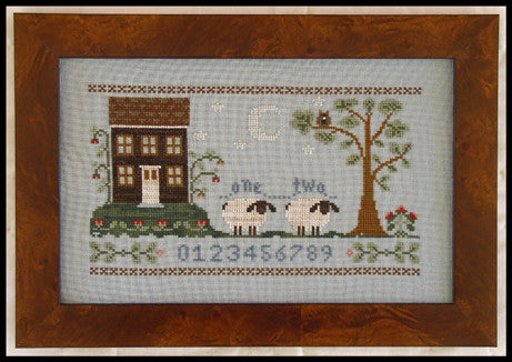Little House Needleworks ~ The Counting House