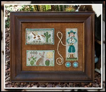 Little House Needleworks ~ Cowgirl Country