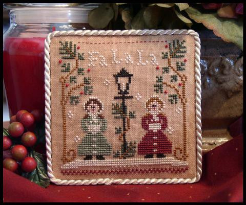 Little House Needleworks ~ Fa La La