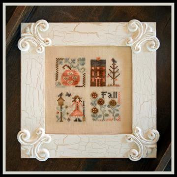 Little House Needleworks ~ Fall Squared