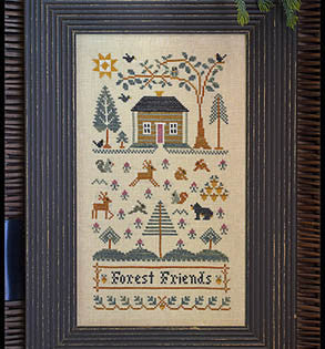 Little House Needleworks ~ Forest Friends