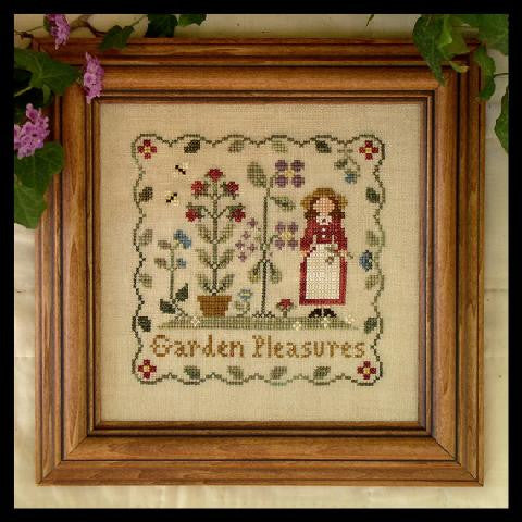 Little House Needleworks ~ Garden Pleasures