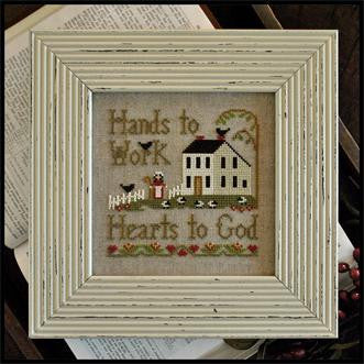 Little House Needleworks ~ Hands To Work