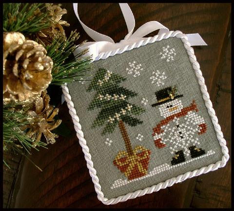 Little House Needleworks ~ He's A Flake