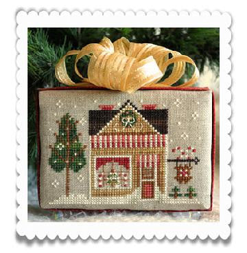 Little House Needleworks ~ Hometown Holiday The Sweet Shop