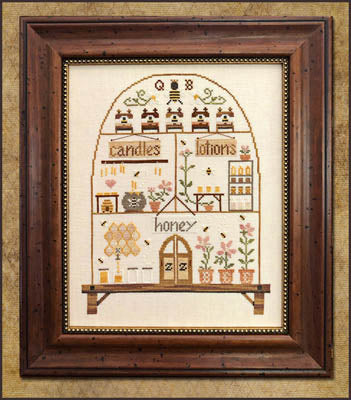 Little House Needleworks ~ Hive