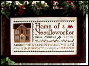 Little House Needleworks ~ Home Of A Needleworker Too!