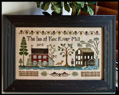 Little House Needleworks ~ Inn at Fox River Mill