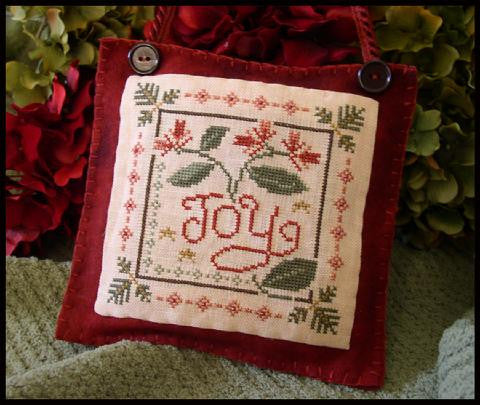 Little House Needleworks ~ Joy