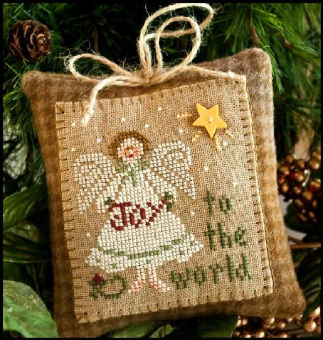 Little House Needleworks ~ Joy To The World