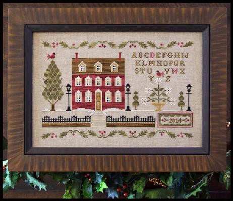 Little House Needleworks ~ Lantern Lane