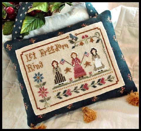 Little House Needleworks ~ Liberty Belles