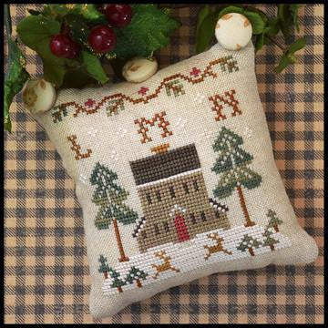 Little House Needleworks ~ ABC Samplers #5 LMN
