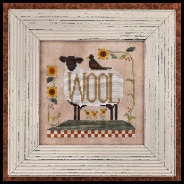 Little House Needleworks ~ Louise & Henry