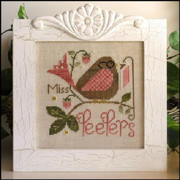 Little House Needleworks ~ Miss Peepers