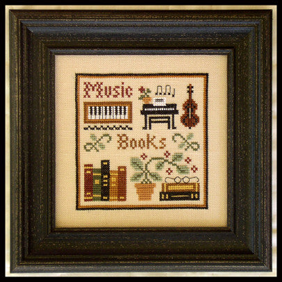 Little House Needleworks ~ Music & Books
