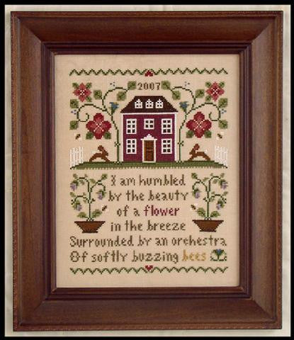Little House Needleworks ~ Nature's Beauty