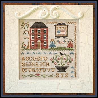 Little House Needleworks ~ Oh My Stars!