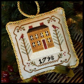 Little House Needleworks ~ The Sampler Tree ~ Old Colonial