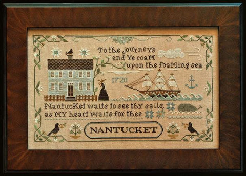 Little House Needleworks ~ Old Nantucket