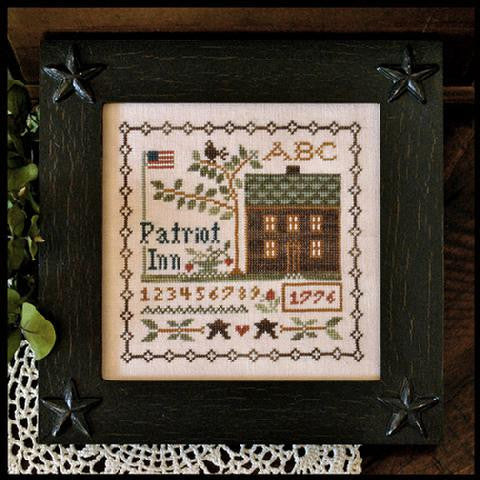 Little House Needleworks ~ Patriot Inn