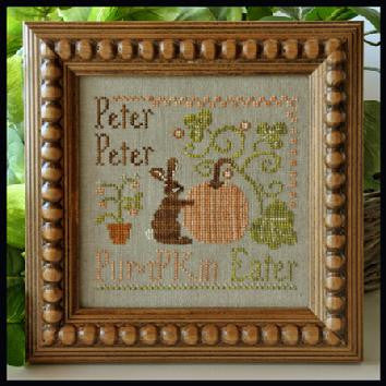 Little House Needleworks ~ Peter, Peter
