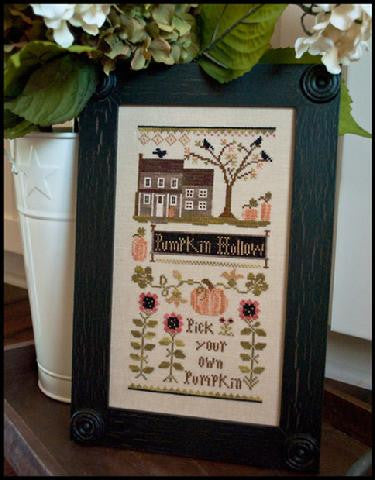 Little House Needleworks ~ Pumpkin Hollow Farms