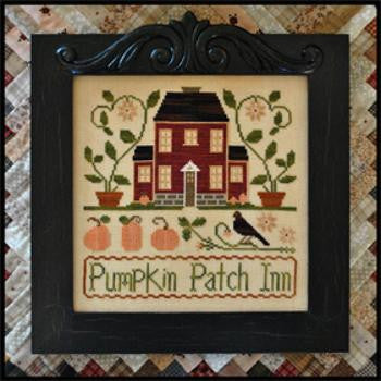 Little House Needleworks ~ Pumpkin Patch Inn