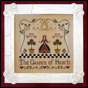 Little House Needleworks ~ The Queen of Hearts