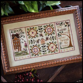 Little House Needleworks ~ Robin's Song