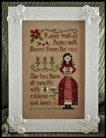 Little House Needleworks ~ Rosey