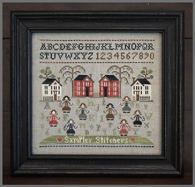 Little House Needleworks ~ Sampler Stitchers