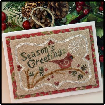 Little House Needleworks ~ Season's Greetings