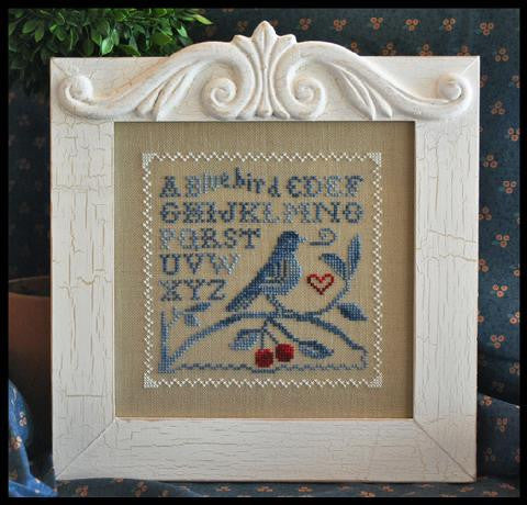 Little House Needleworks ~ Singing The Blues