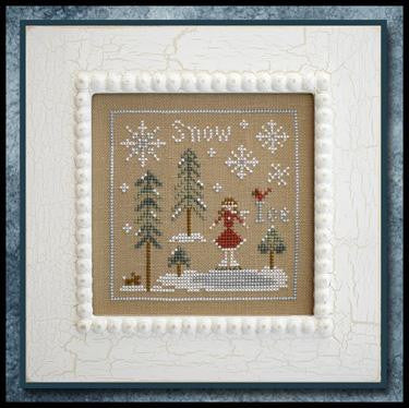 Little House Needleworks ~ Snow & Ice