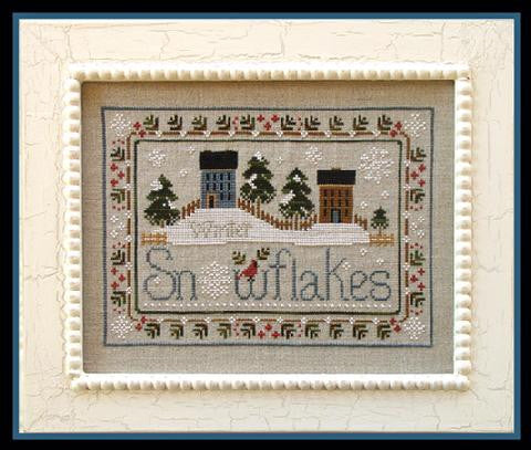 Little House Needleworks ~ Snowflakes