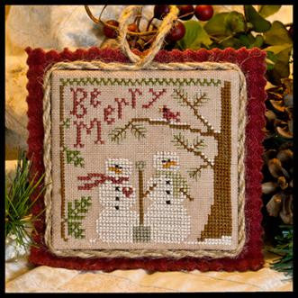 Little House Needleworks ~ Snow In Love